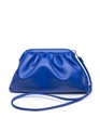 Slouchy Pouch Crossbody Bag Electric Blue