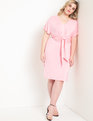 Wrap Around Dress Cupid