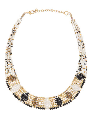 Beaded Detail Necklace
