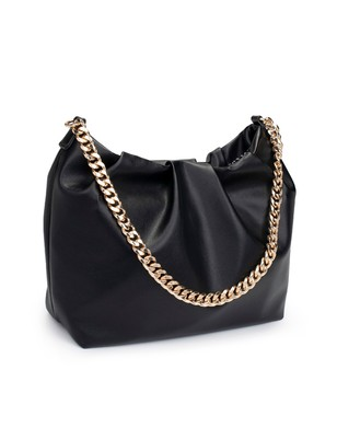 Chain Detail Bag - Extended Length