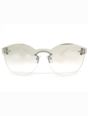 Rimless CLear Sunglasses
