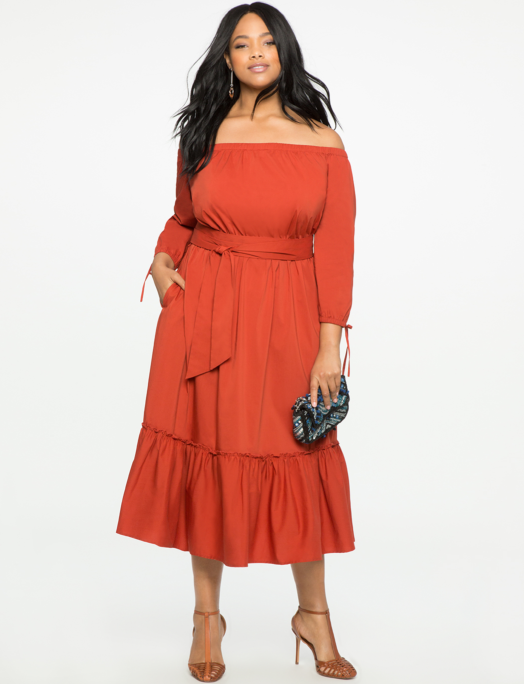 Plus Size Maxi Dresses Online India