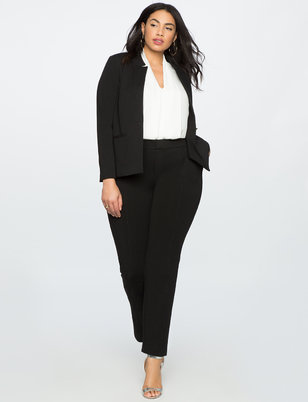The Ultimate Suit Pintuck Pant