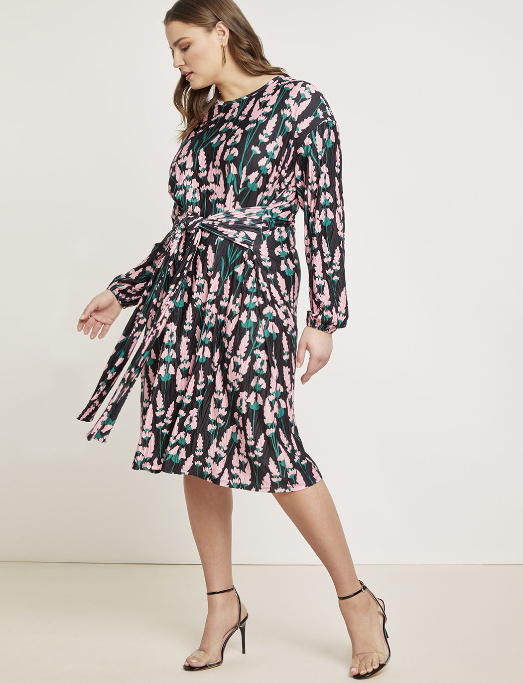 0abc406785a Tie Front Easy Dress